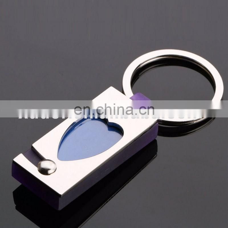 HEART SHAPED SILICA PHOTO FRAME KEY CHAIN