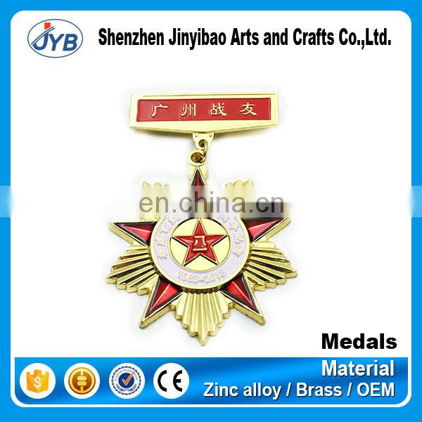 commemorative gifts custom world war ii metal medallion wholesale