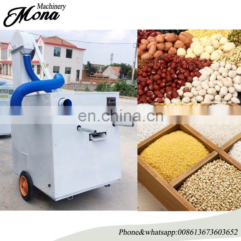 Best Feedback Mobile Grain Seed Cleaning Machine for wheat maize paddy Image