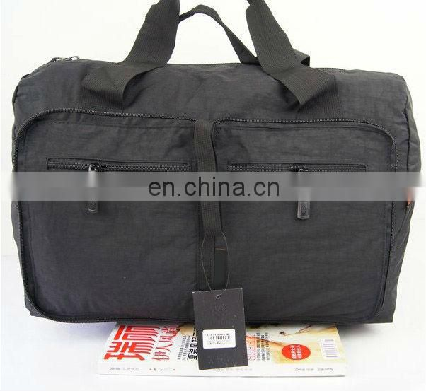 Guangzhou Travel Folded Bag For Promo And Gift