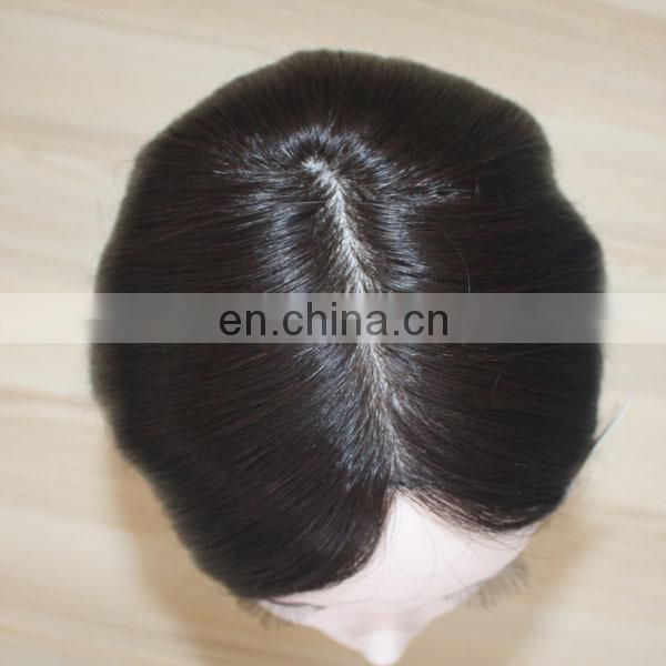 Top quality jewish wig factory wholesale price human hair jewish wig
