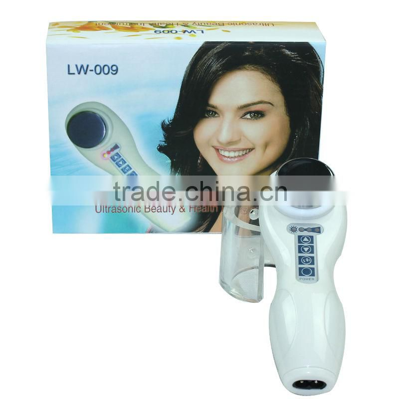 Latest products in market goods from china ultrasonic beauty equipment