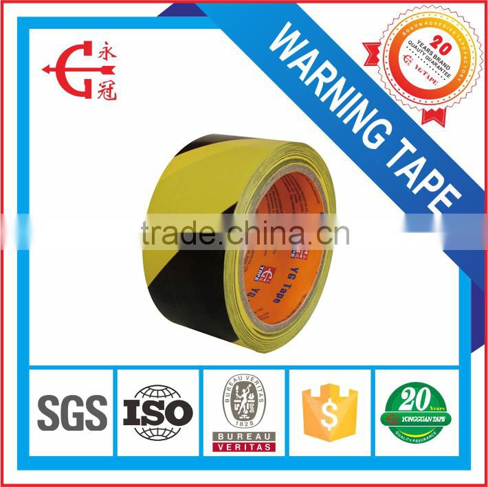 2016 HOT PVC Warning Caution Tape with Adhesive