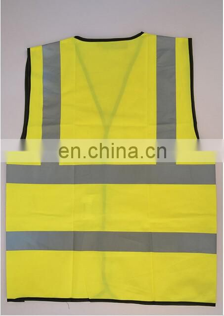 Hot sale lovely Kids High Visibility security Reflective Safety Vest