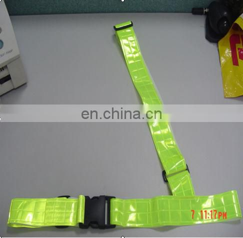 RSV301Reflective triangle belt(EN13356 certificate)