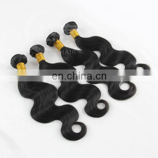 BEST quality hot selling hair factory price Mongolia hair body wave clip in hair extension
