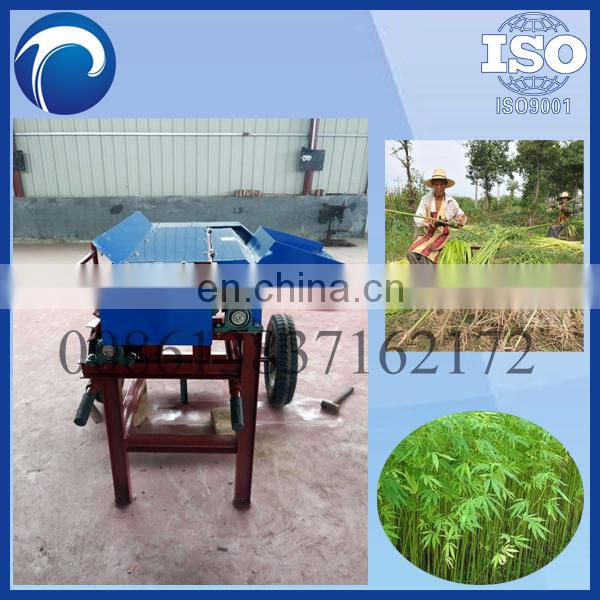coir fiber extracting machine/new technology coir decorticator Image