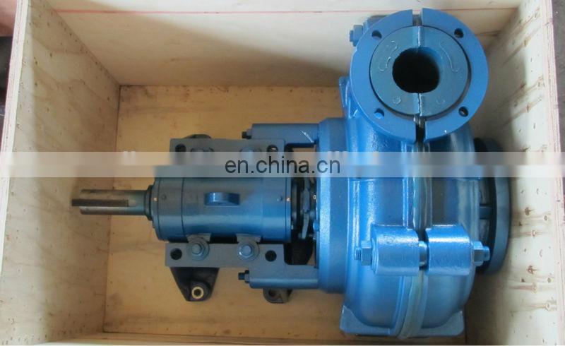 MAH6/4 mining pumps 300m3/hr 50M head