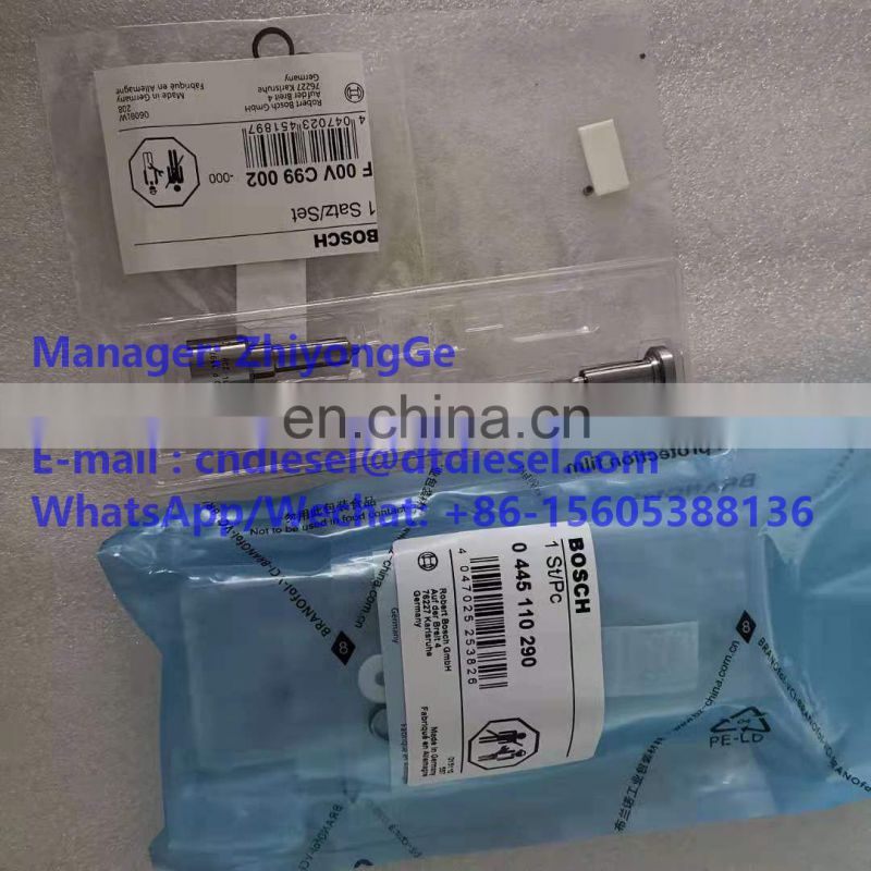 BOSCH COMMON RAIL INJECTOR REPAIR KITS FOR  320D 326-4700