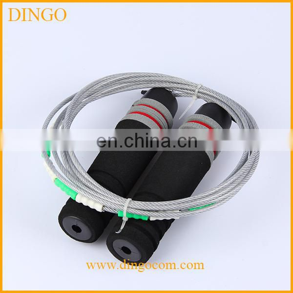 Bearing Crossfit Skipping Speed Cable Jump Rope