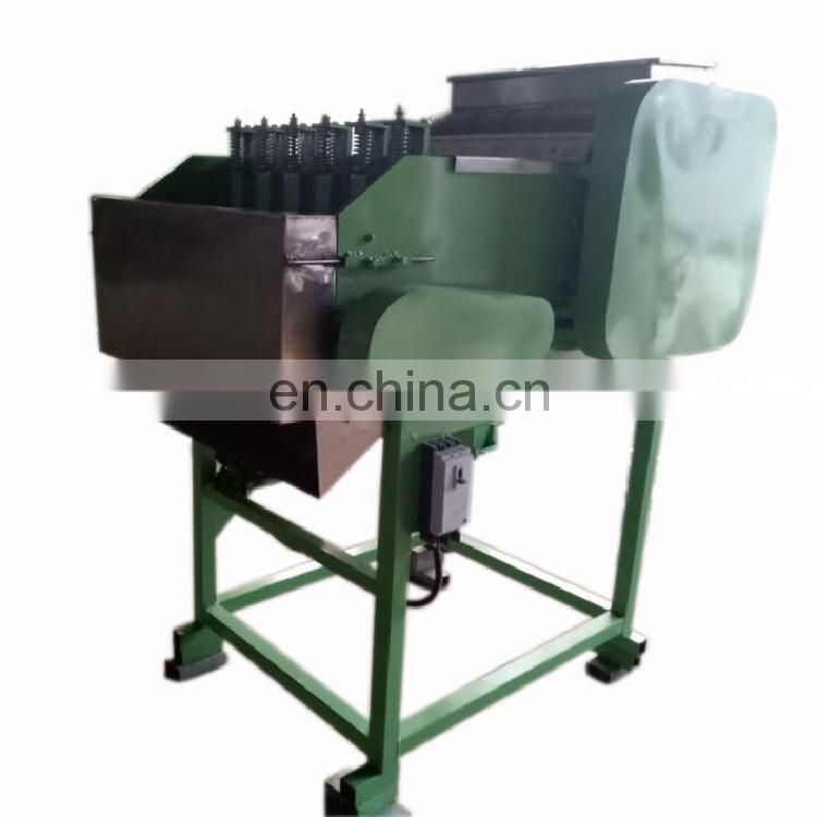 High Efficiency Automatic Almond Shelling Machine Cashew Nut Shelling Machine Price