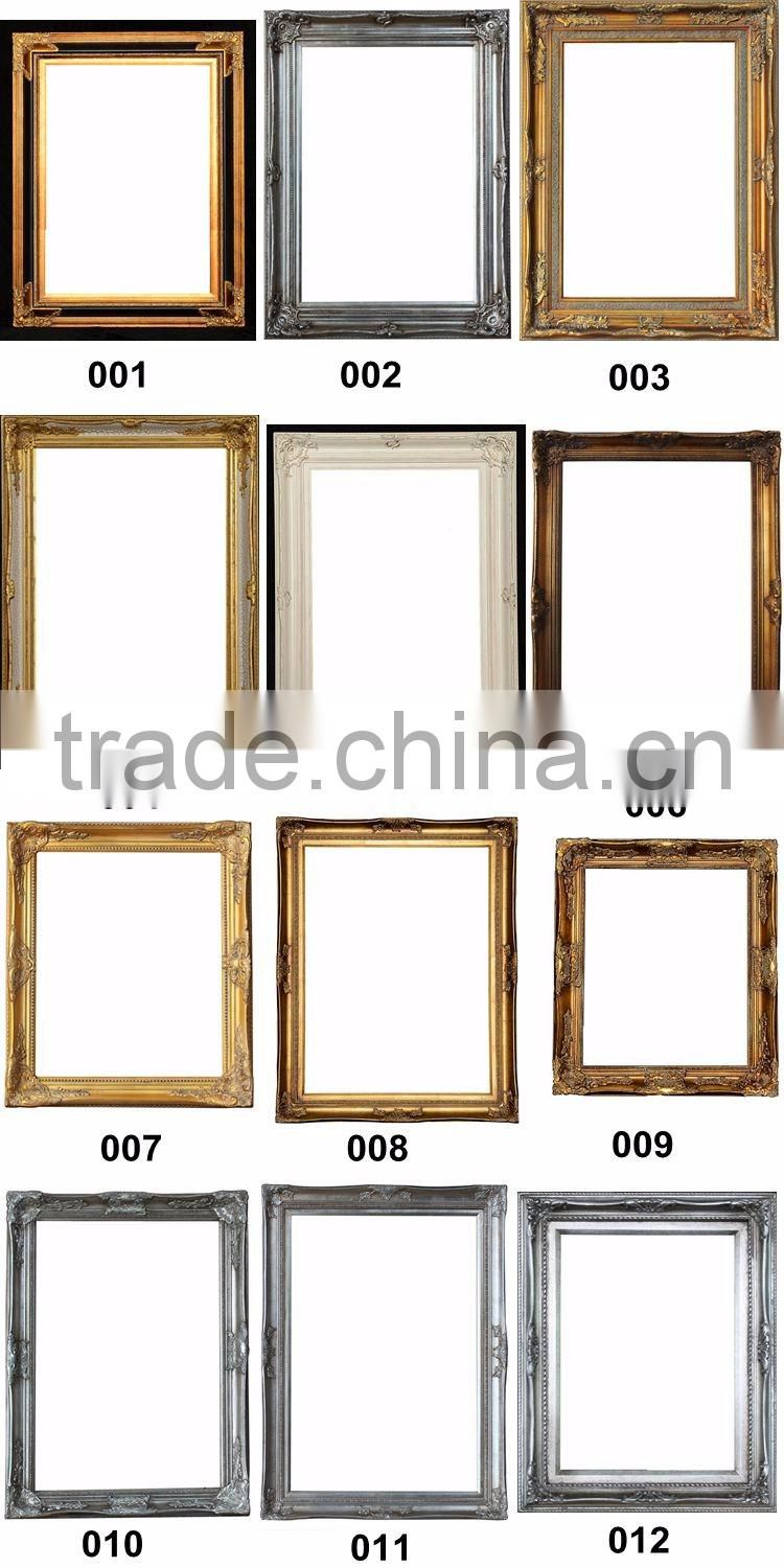 Bulk Golf Ornate Picture Frames