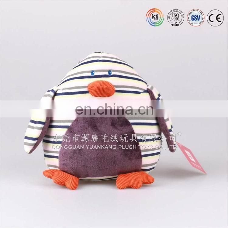 GSV SEDEX Factory pretty cute promotional plush penguin