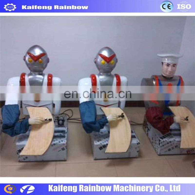 Popular Profession Widely Used Robot Sliced Noodle Making Machine Shaved Noodle robot noodle slicer machine