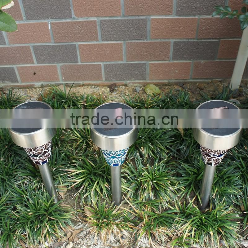 Factory LOW price ourdoor solar panel led garden lawn lighting lamp with motion sensor solar