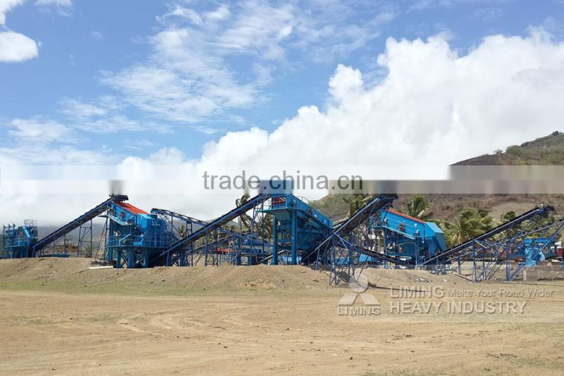 VSI b series sand making machine for artificial sand production, gravel sand processing plant equipment