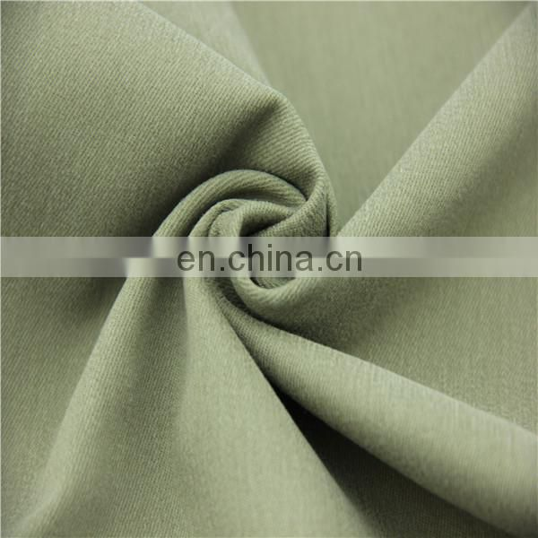 hangzhou polyester cotton spandex fabric for garments