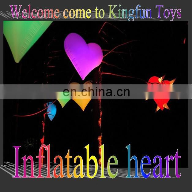 illuminated inflatable Party/show/event/stage party decor