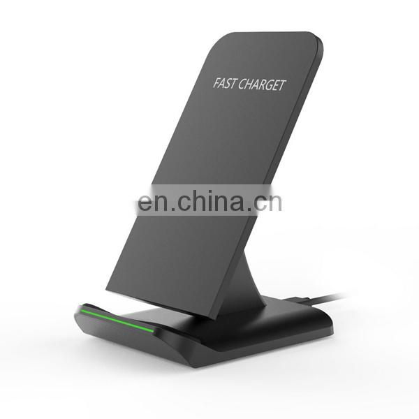 Quick wireless fast charger for mobile phone for Andriod and IOS system