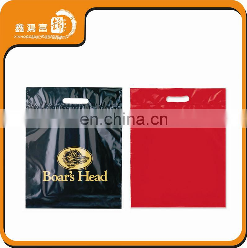 2016 fashion custom biodegradable retail packaging