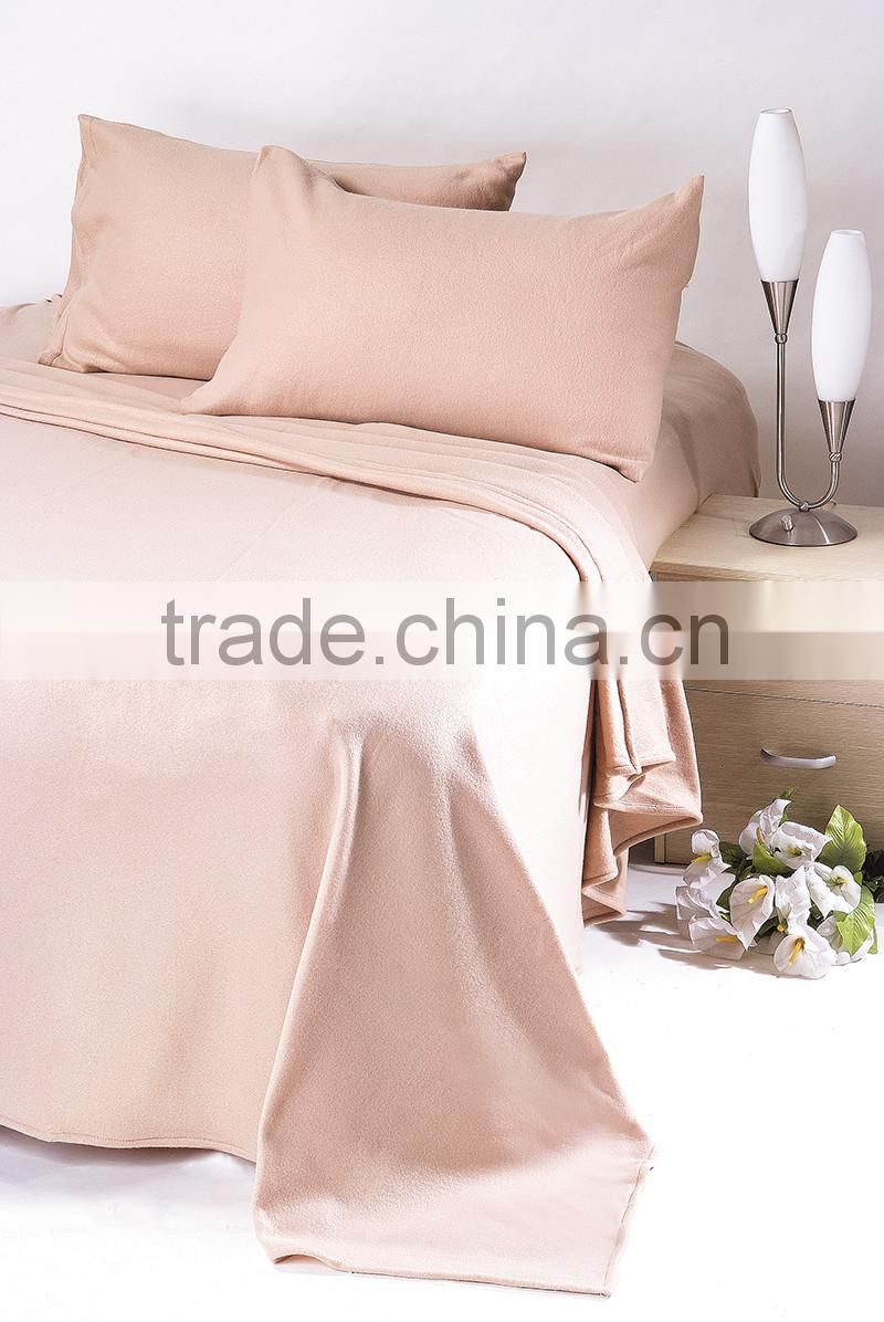 Microfiber Jacquard Bed Sheets from Manufactures in China