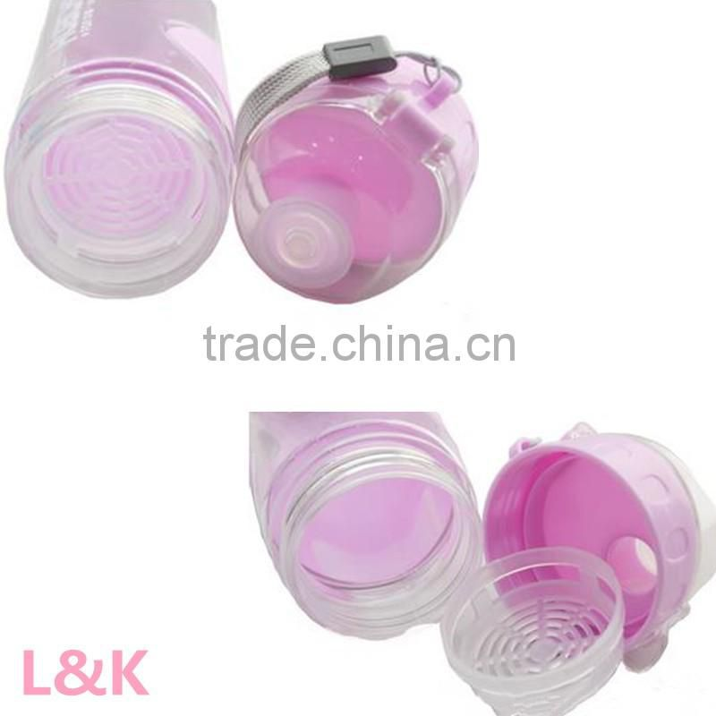 sports water bottle/plastic sport drinking bottle/plastic sports bottle
