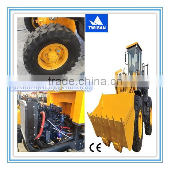 hydraulic pump for wheel loader, 5 ton big bucket wheel loader hot