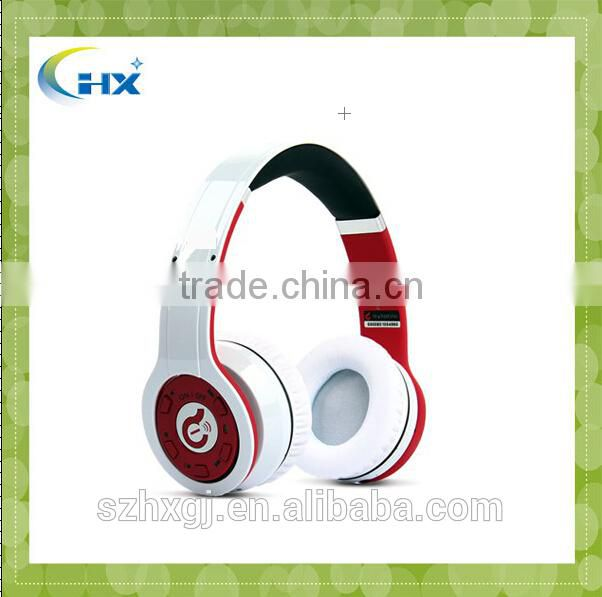 2015 Alibaba Metal Stereo wireless Headphone wholesale with factory price