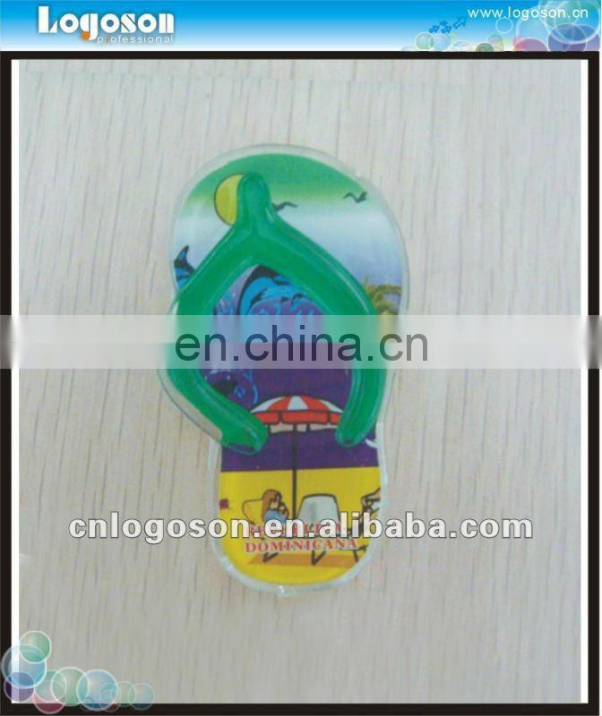 plastic personalized shaped magnetic clip