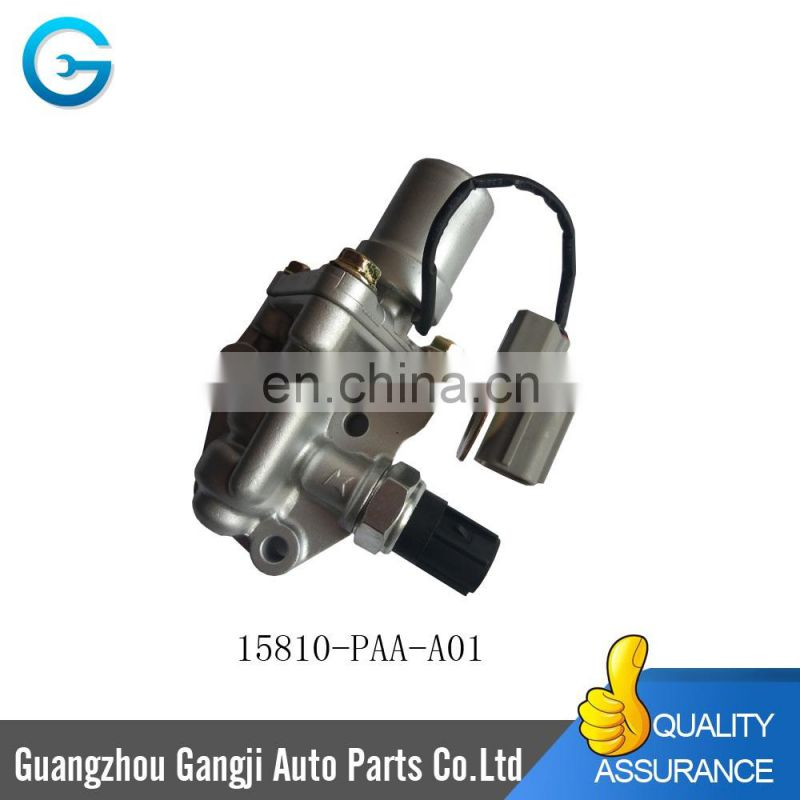 Solenoid Spool Valve OEM 15810-PAA-A01 For HON DA For Accord 4Cyl 1998-2002