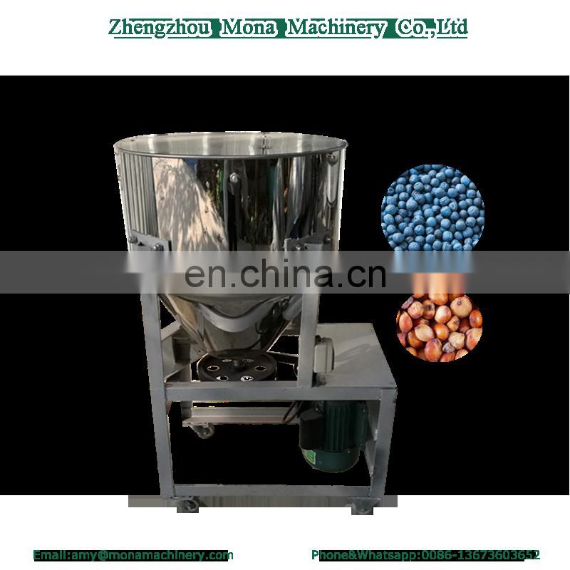 fish feed mixer machine/small poultry feed mixer and grinder/farm seed mixer Image