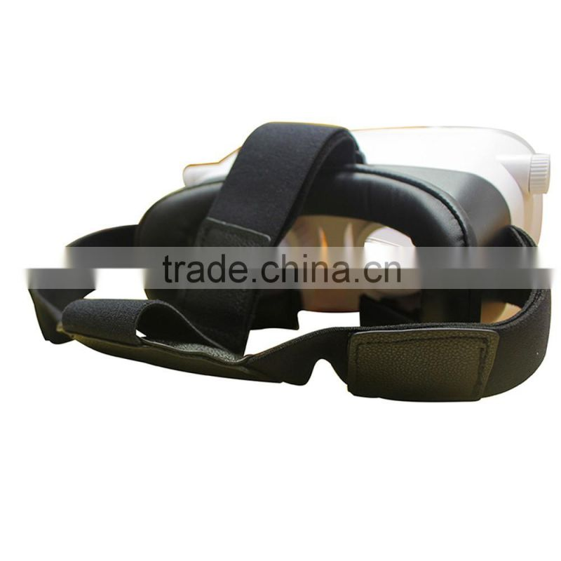 New Products 2016 Best selling VR Pro Box 3.0 3D Virtual Reality Helmet Video Glasses With Remote Controller