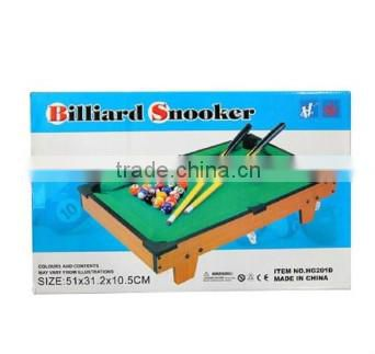 Children billiard table,mini small American style table-tennis,billiards hot sale