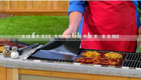Top sale oil cloth non-stick baking cloth barbecue oil cloth