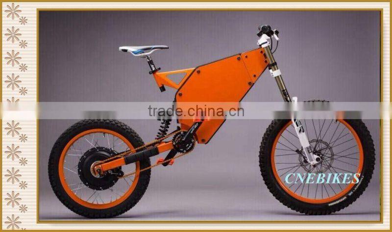 Brushless electric bike hub motor 60v/72v/84v/96v 5000w of
