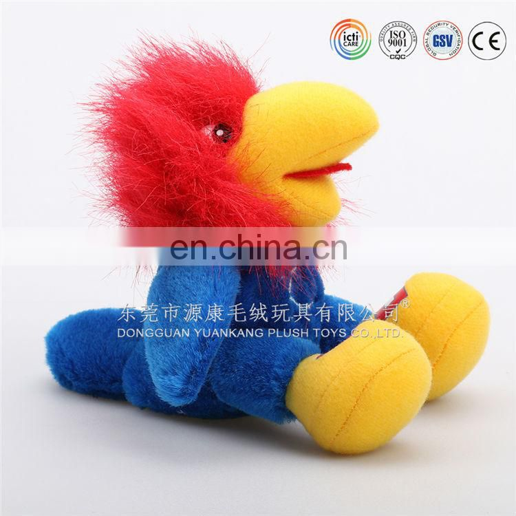 Large plush mascot chicken for promotional decoration gifts