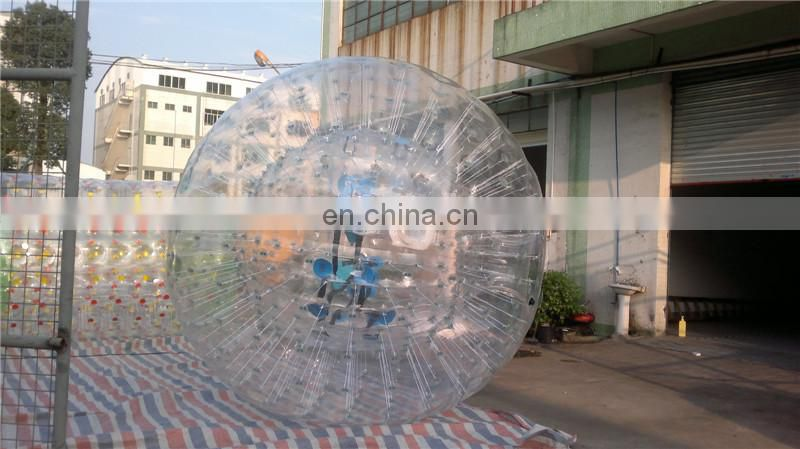PVC/TPU high quality water ball,water roller ball, water toys ZW1015