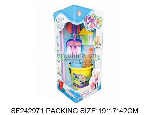 Hot selling Kids toy cleaning product kit SF242933