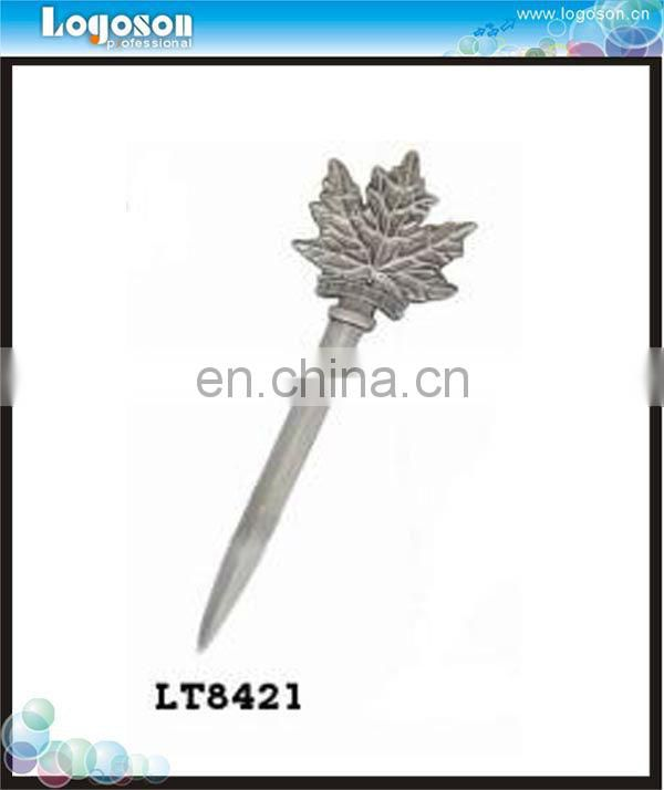 Promotional metal letter opener custom