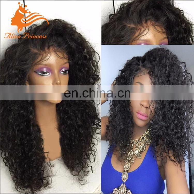 brazilian hair wig natural unprocessed remy virgin human hair wig body wave lace