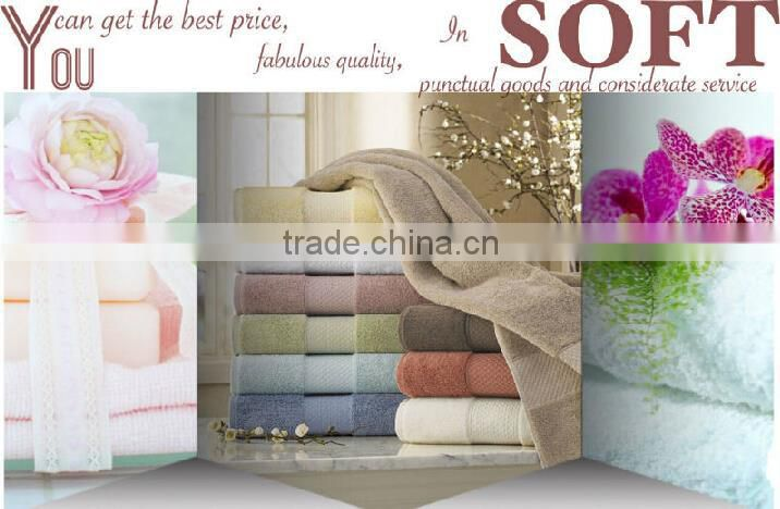 china manufacturer custom-made comfortable monogrammed soft muslin cotton baby bath towels
