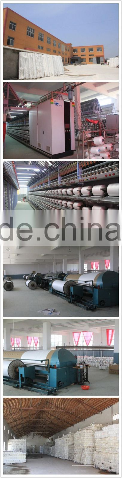 100% polyester hotel bedsheet fabric of good quality china fabric factory