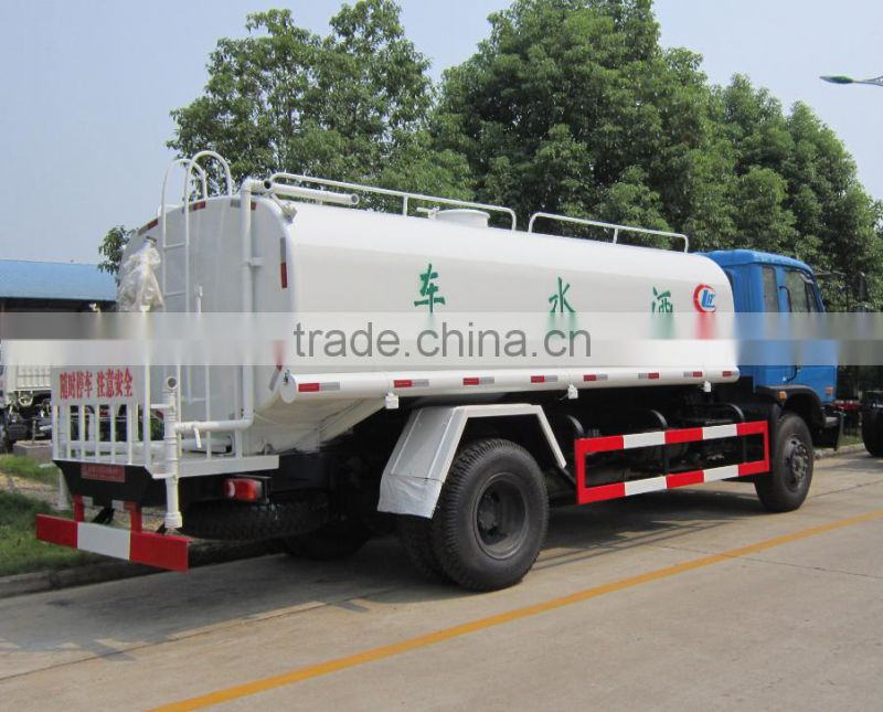 High Quality 4*2 10000L 2600gallon Water Truck Supplier Water Truck for sale