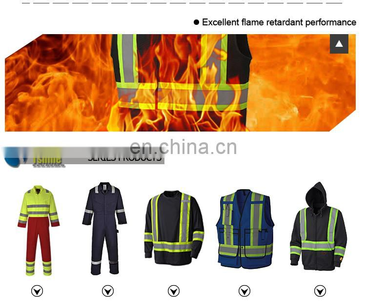 New type modacrylic top sale reflective fireproof cotton trousers keep warm inwinter