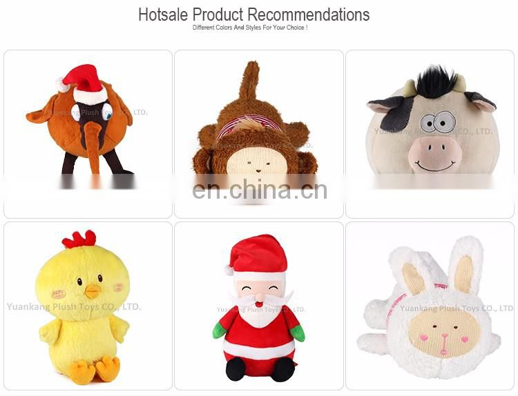 Plush Snowman Christmas Decoration Plush Snowman toys