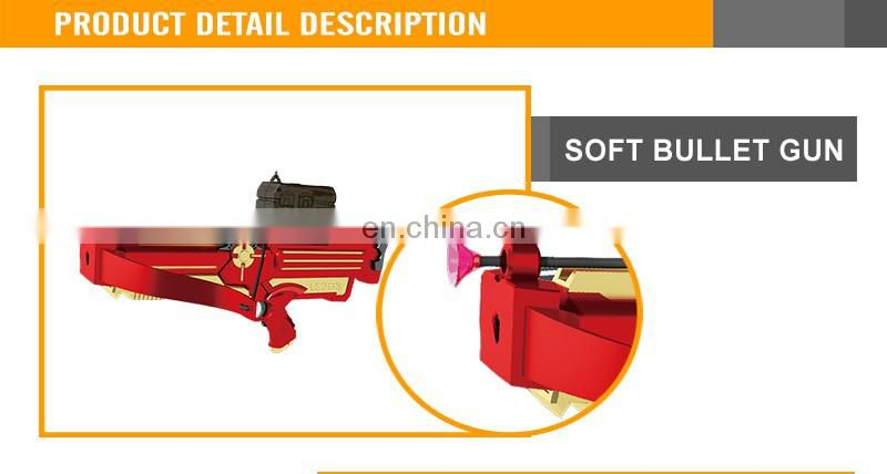2016 Newest Beach Toy Water Crystal Gun for Kids outdoor play