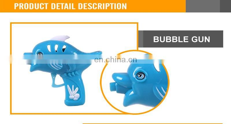 2015 new interesting soap bubble gun with no battery