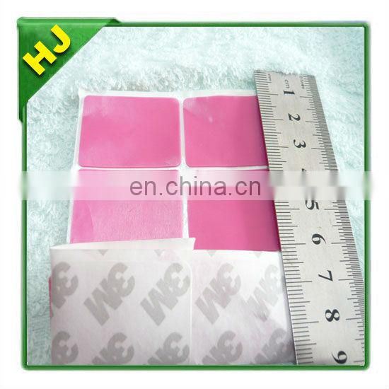 Non-slip 3m sticker adhesive silicone strips for water cleaner