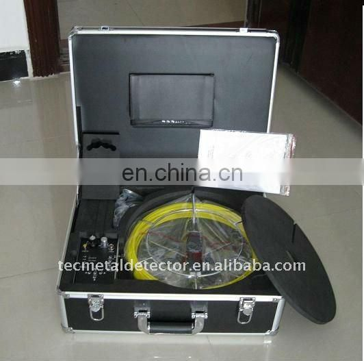 60m push rod chimney inspection camera for industrial inspection TEC-Z710DM
