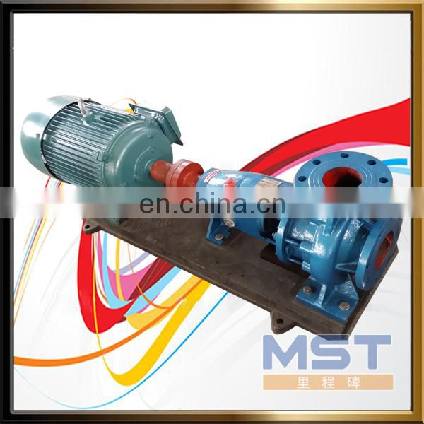 IS/ISR series end suction centrifugal horizontal agriculture electric mini water pumps